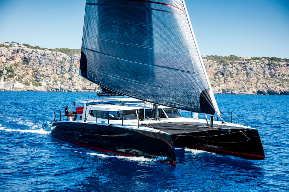 HH66 Catamaran Review