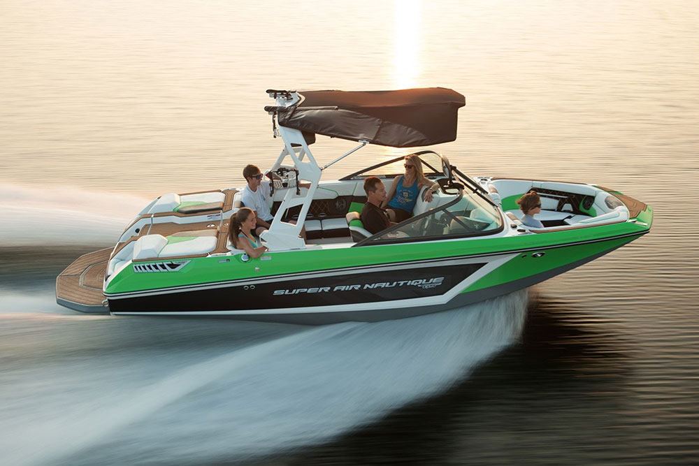 Super Air Nautique GS20 Electric: First Look Video
