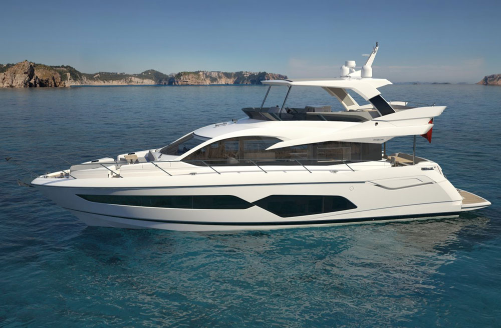 Sunseeker Manhattan 66: First Look Video