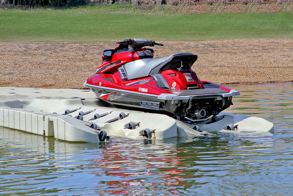 Whatever size or type PWC you have, the EZ Port MAX 2i will be an excellent option.
