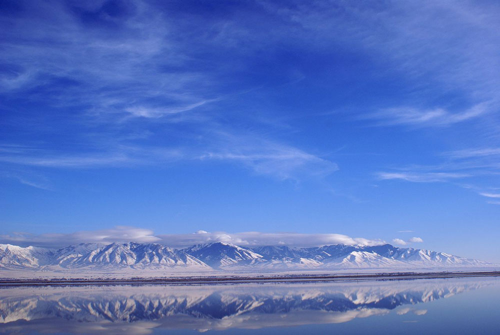 Despite its salty water—which is significantly saltier than the ocean—the Great Salt Lake still has a lot to offer.
