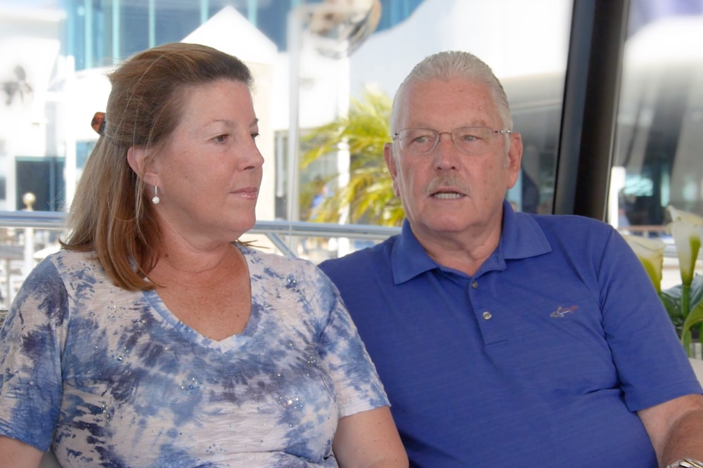 Joanne and Ed Christie describe their experience after stepping up to purchase a 41 Cantius from Galati Yacht Sales. Ed Kukla photo