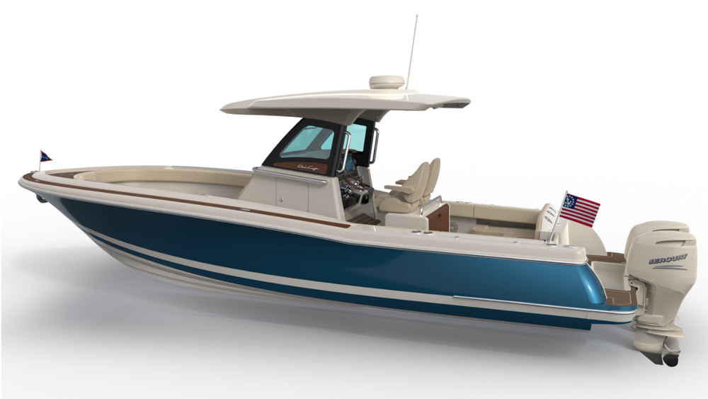 Chris-Craft Catalina 30 Pilothouse Review