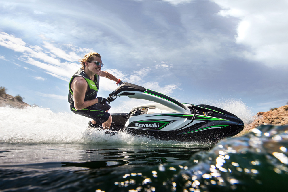 Kawasaki Jet Ski SXR Review