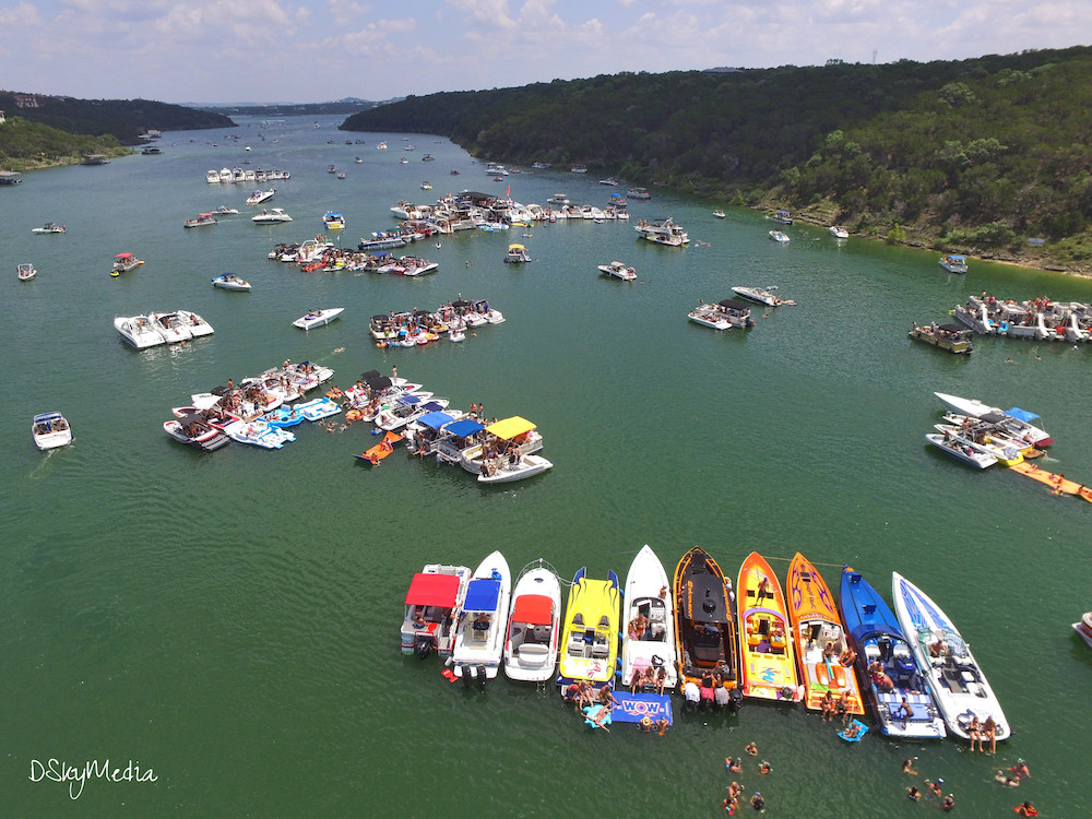 10 Best Party Coves in America - boats com