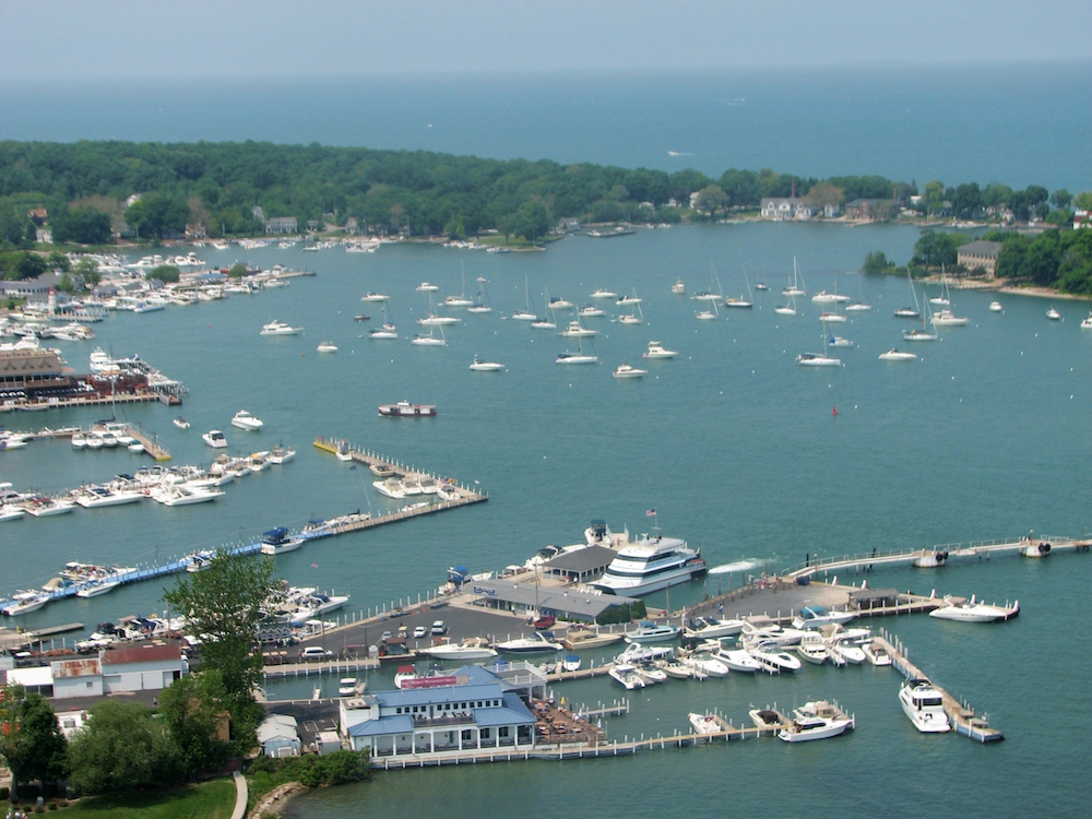 "It may not be Duval Street, but it's as close as you're going to get at the ""Key West of Lake Erie"" at Put-in-Bay on South Bass Island."