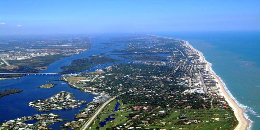Vero Beach is a favorite among hardcore cruisers because of its ample marine facilities, protected anchorage, and city-run mooring field.