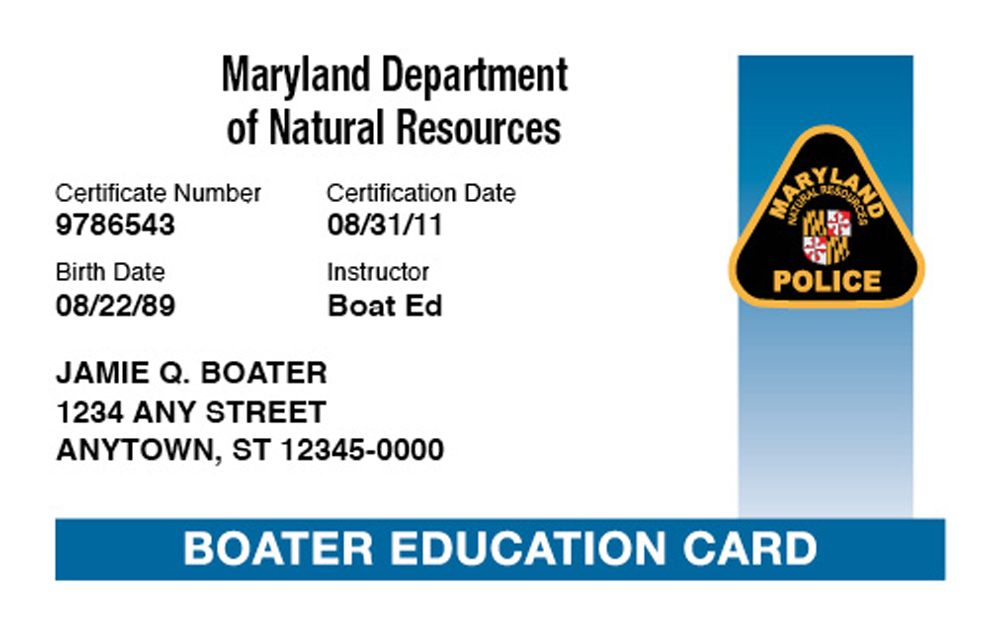 Boating License
