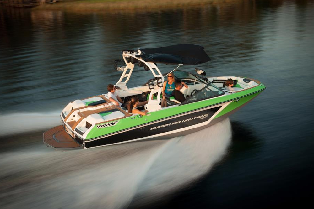 Super Air Nautique GS20 Review