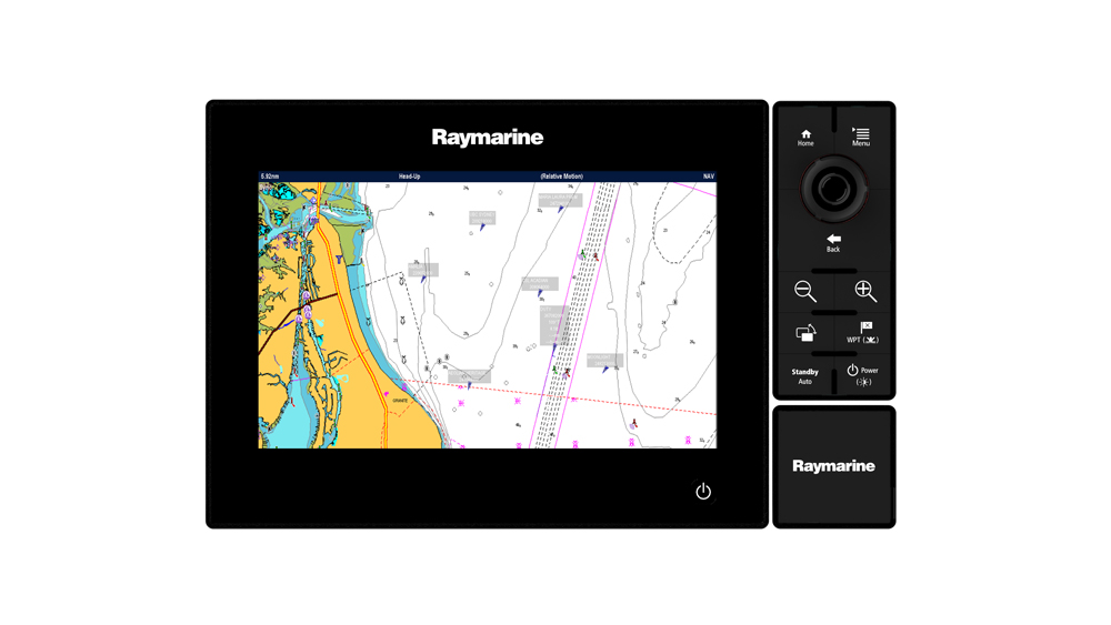 Raymarine gS 195: First Look Video
