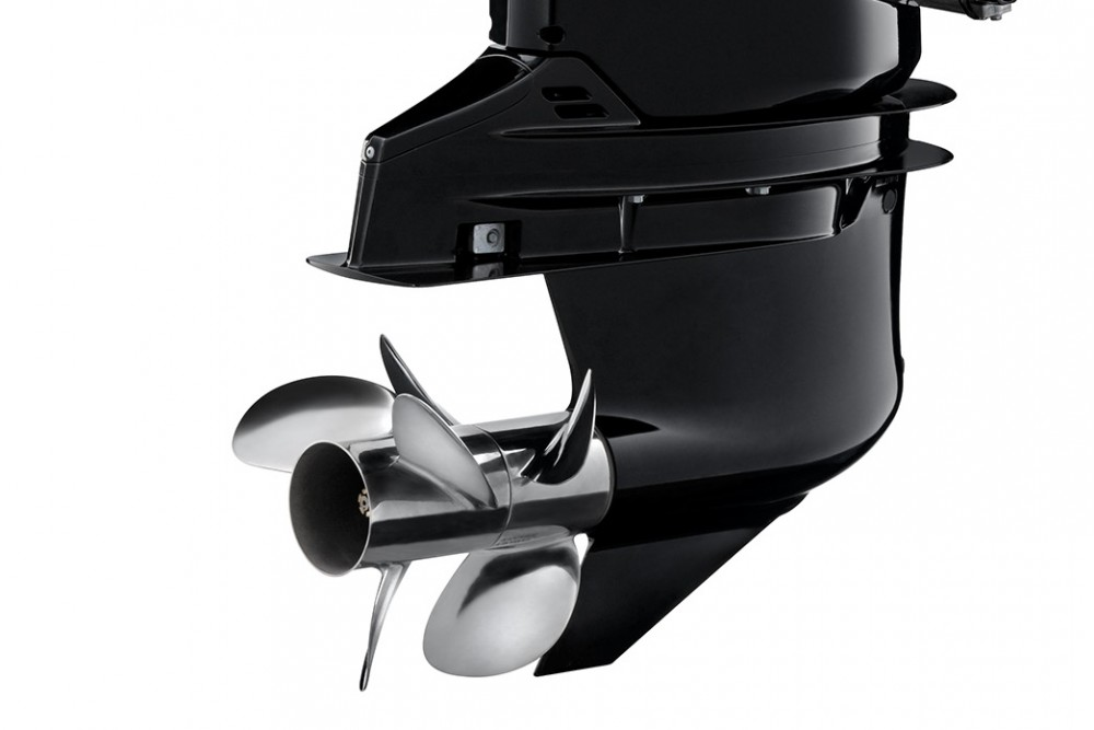 We'll explore the tech of this new in more depth in an upcoming Outboard Expert column. Suzuki will not publish pricing until July, but expect MSRP to be a little above $30,000 to start. The DF350A will be offered with a 25- or 30-inch shaft in white or black colors.