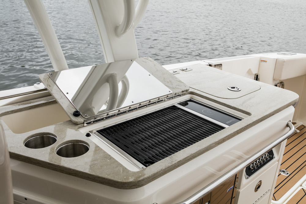 Boat Grills: BBQ Equipment on the Water