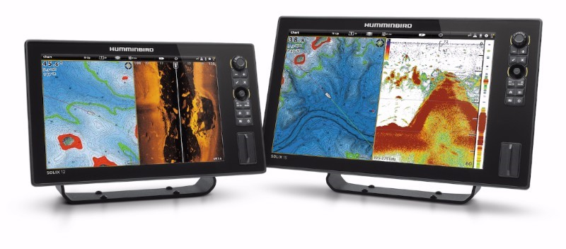 Behold, the Humminbird Solix.