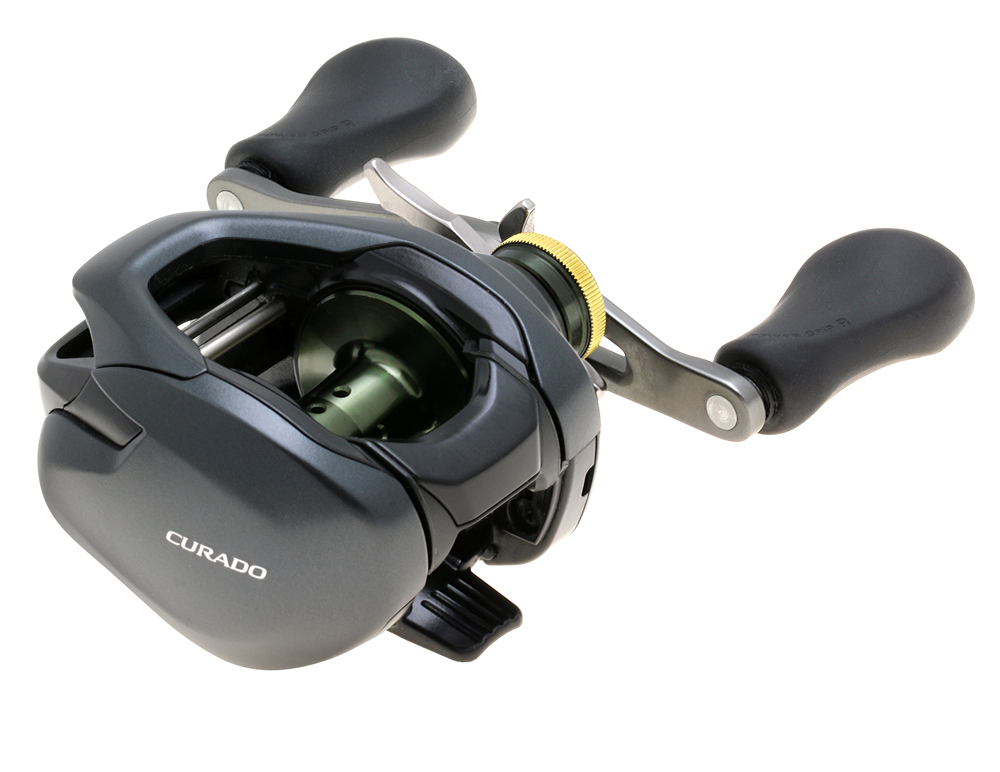 The Curado K took the award for Best New Freshwater Fishing Reel.