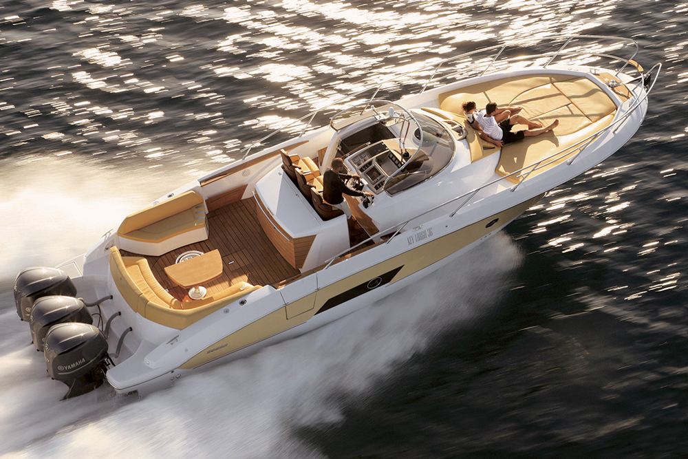 For a South Florida boater, the Sessa Key Largo 36 is going to be a tough model to beat.
