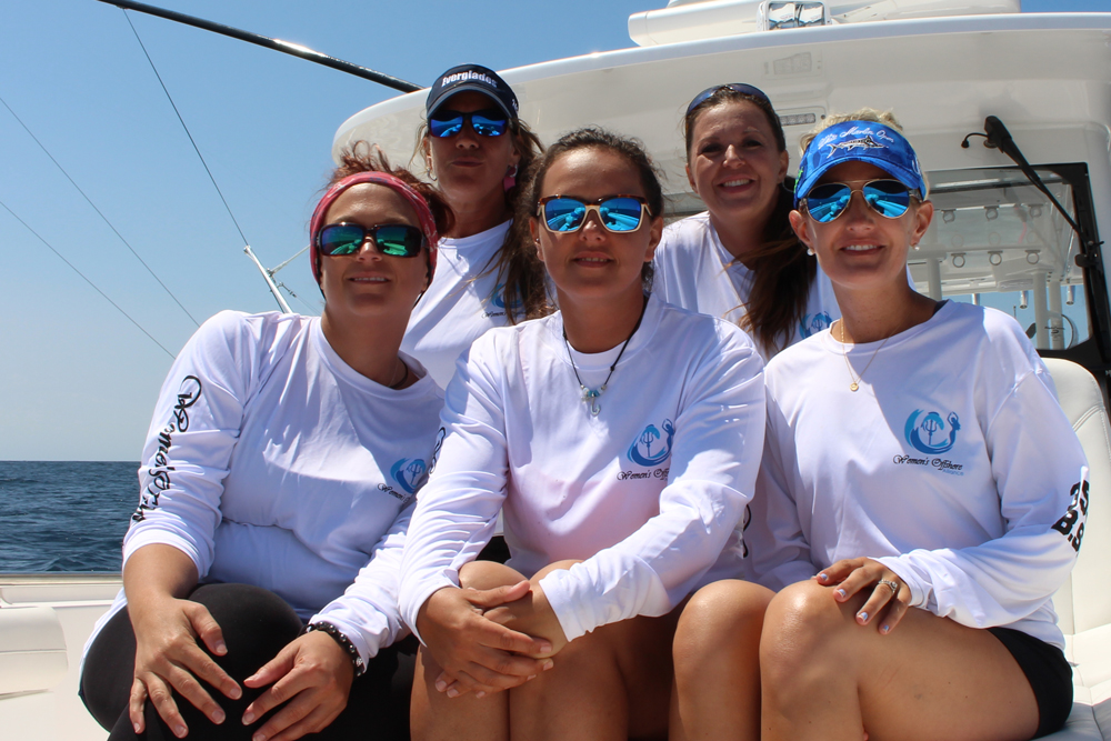 Women's Offshore Alliance Fishing Team Debut