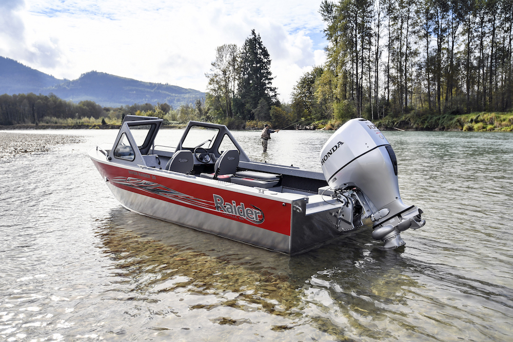 Honda Marine Introduces Three New Jet-Drive Outboard Models - boats com