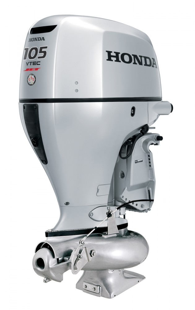 Honda Marine Introduces Three New Jet Drive Outboard