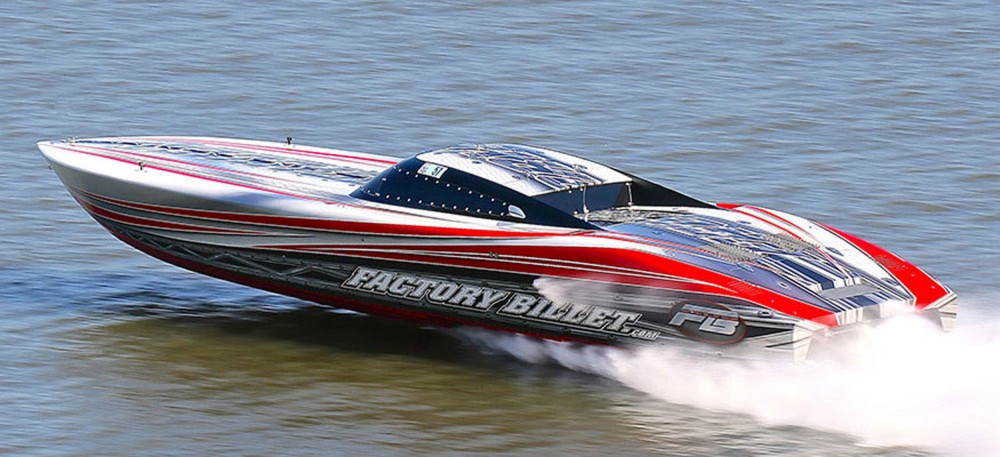 Factory Billet's Power Move in the Go-Fast Boat World
