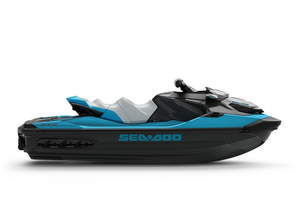 Sea-Doo GTX 155 is the entry point for the new three-passenger platform.
