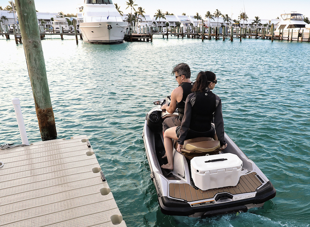 Sea-Doo Reveals All-New Platform for GTX, RTX and Wake Pro