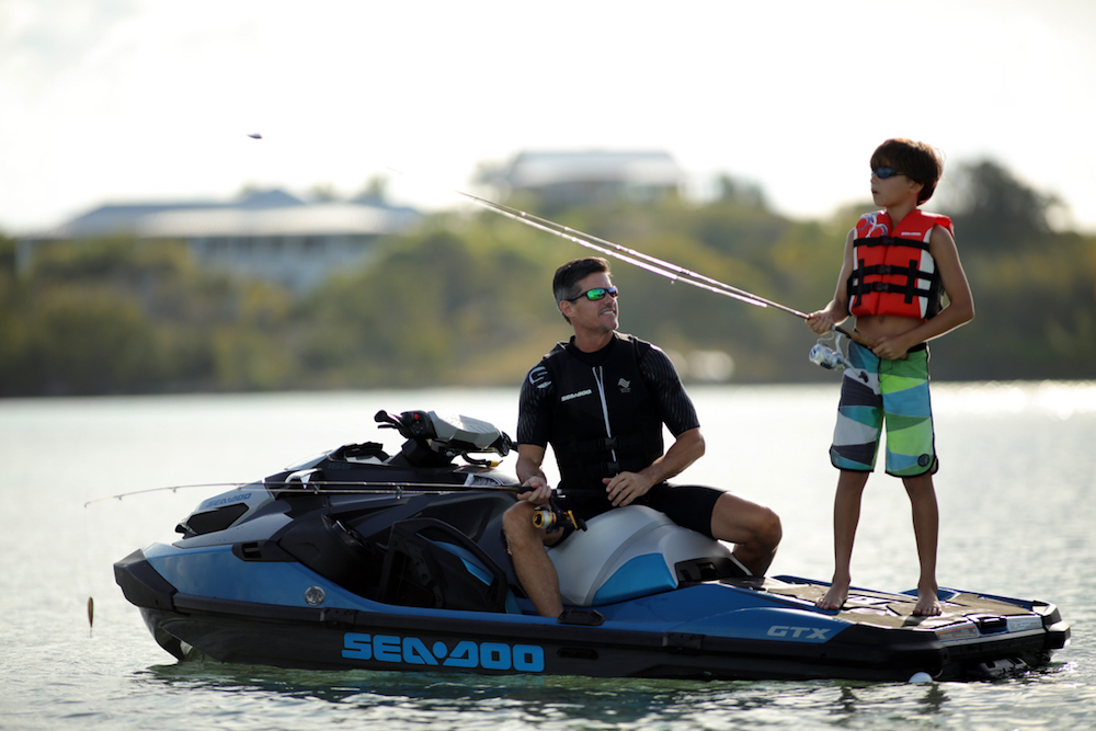 Sea-Doo Reveals All-New Platform for GTX, RTX and Wake Pro Models