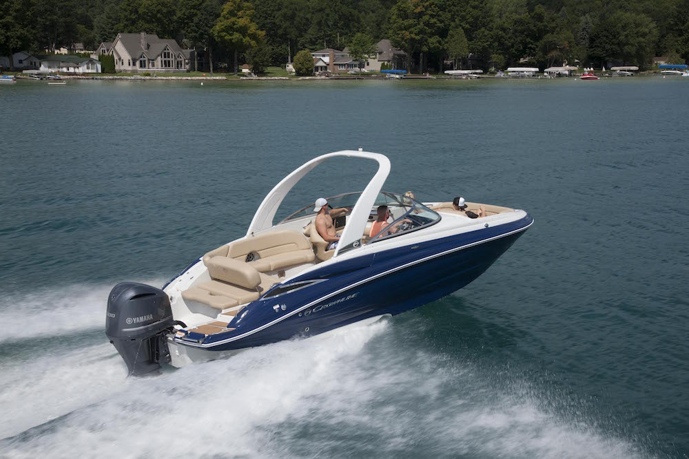 2018 Crownline E26 XS Review