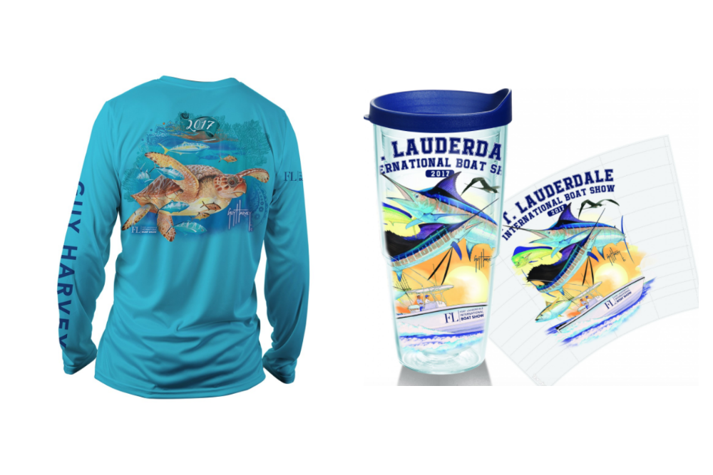 Guy Harvey: Special Designs for FLIBS 2017 and Hurricane Relief