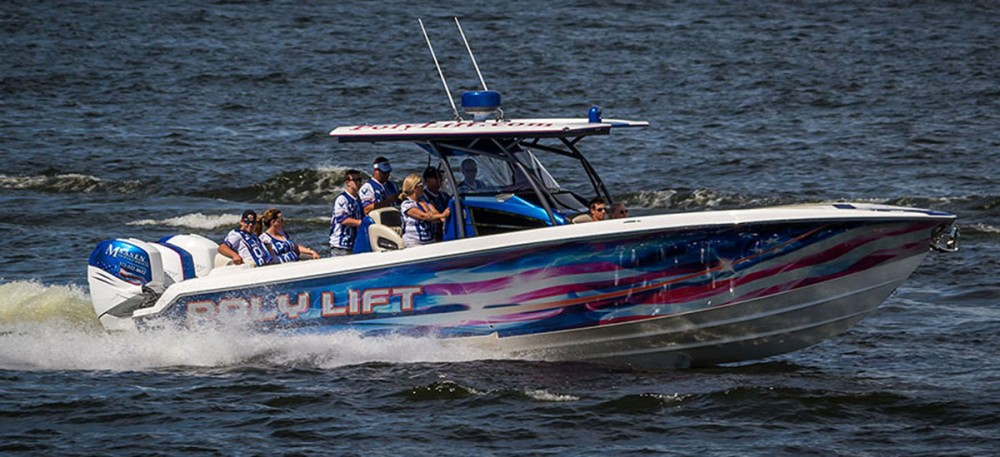 Veterans Day Special: Performance Boaters Show Support