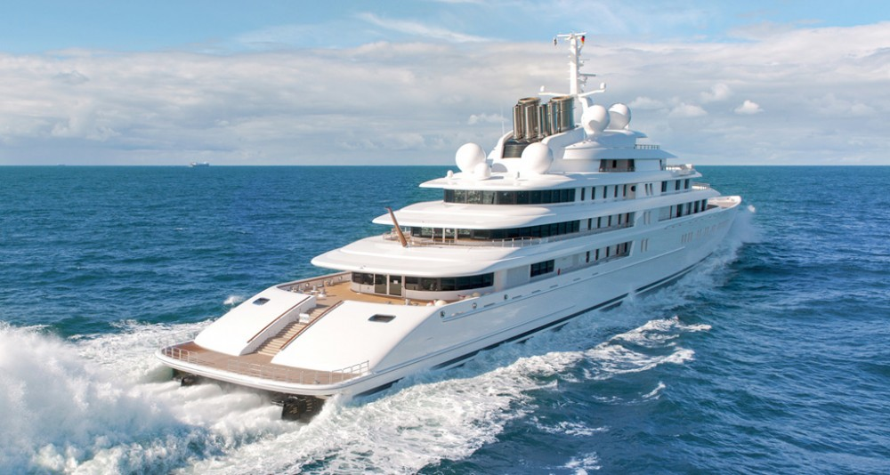 World S Largest Yachts Boats Com