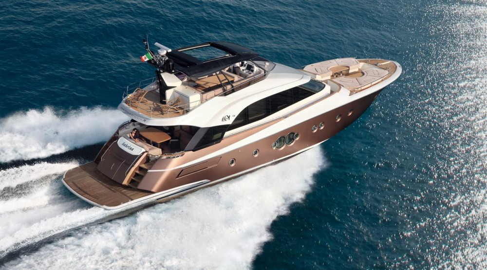 Monte Carlo Yacht 70 Review