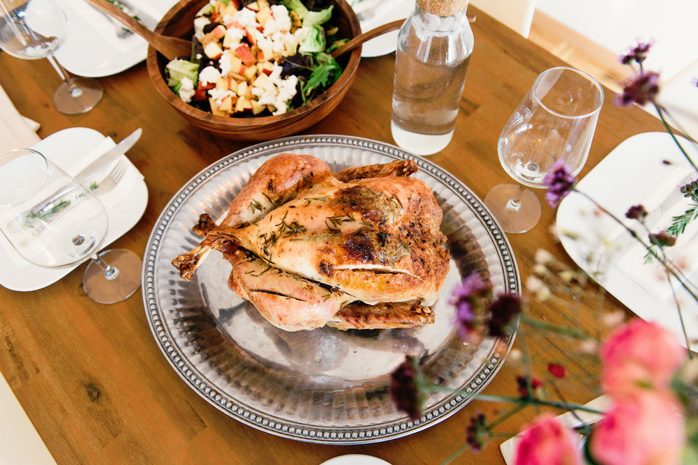 Thanksgiving Recipes to Cook in Your Galley