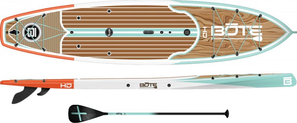 Bote HD. Price: $1,449 to $1,749.