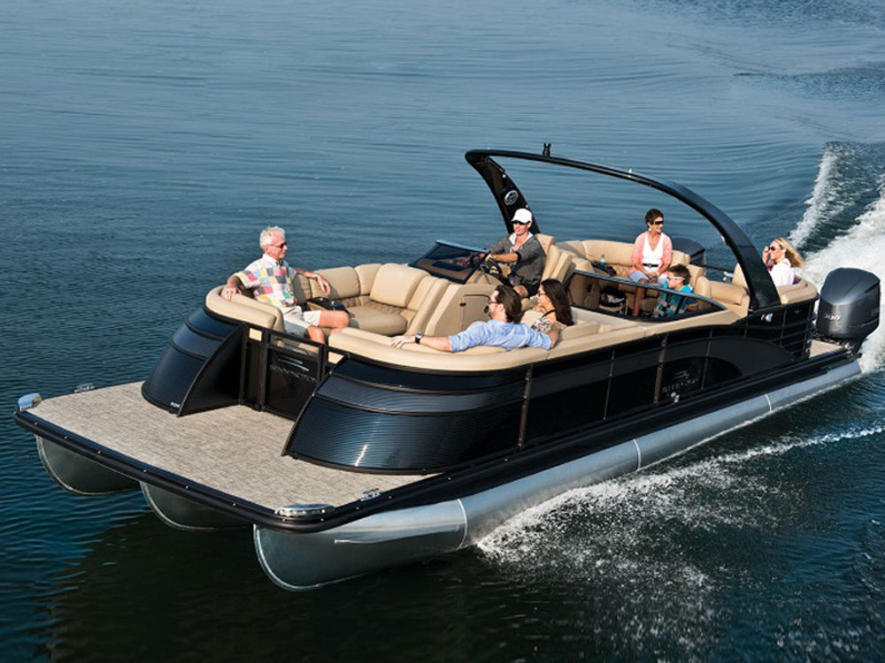 Best Pontoon Boats of 2017 - boats com