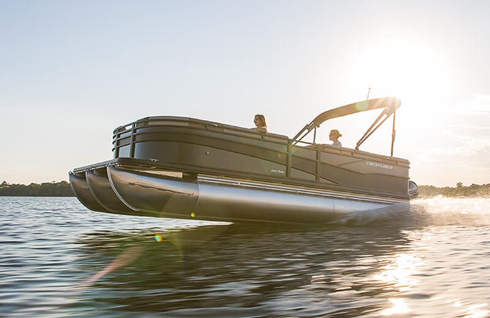 Best Pontoon Boats 2019 Best Pontoon Boats   boats.com