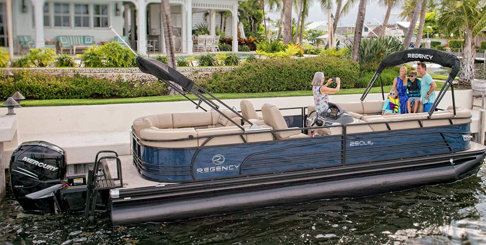 Best Pontoon Boats - boats com