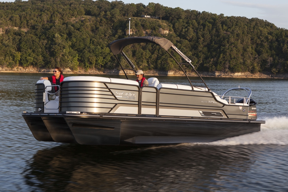 Best Pontoon Boats of 2017