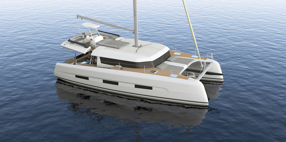 Dufour 48 Catamaran Review