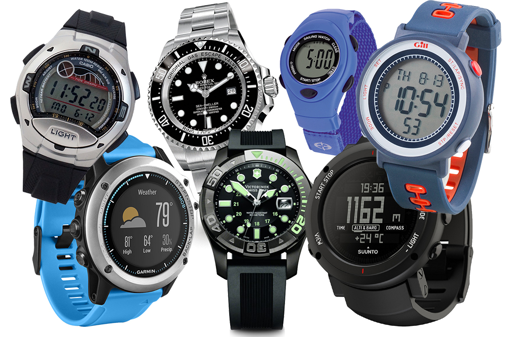 Best Sailing Watches