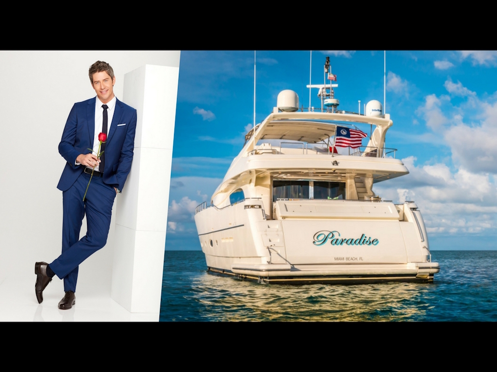ABC's 'The Bachelor': Paradise Yacht Steals the Show