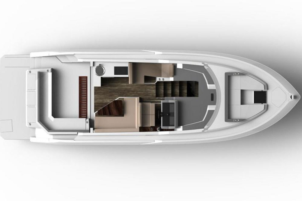 Cruisers Yachts Cantius 42 Review - boats com