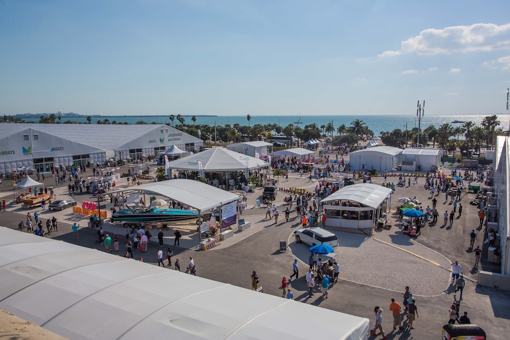 2018 Miami Boat Show: Highlights from 'Under the Tent'