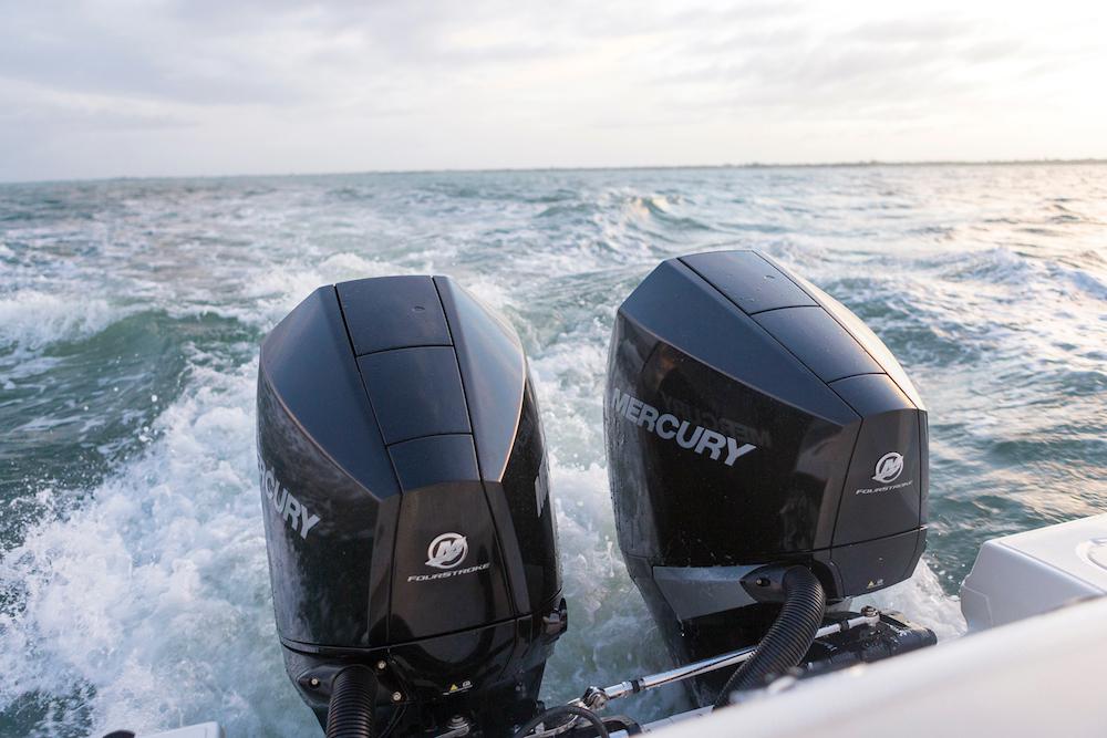 Mercury V-6 FourStroke Outboards Debut in Miami - boats.com