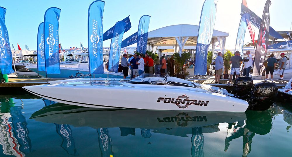2018 Miami Boat Show's High Performance Highlights