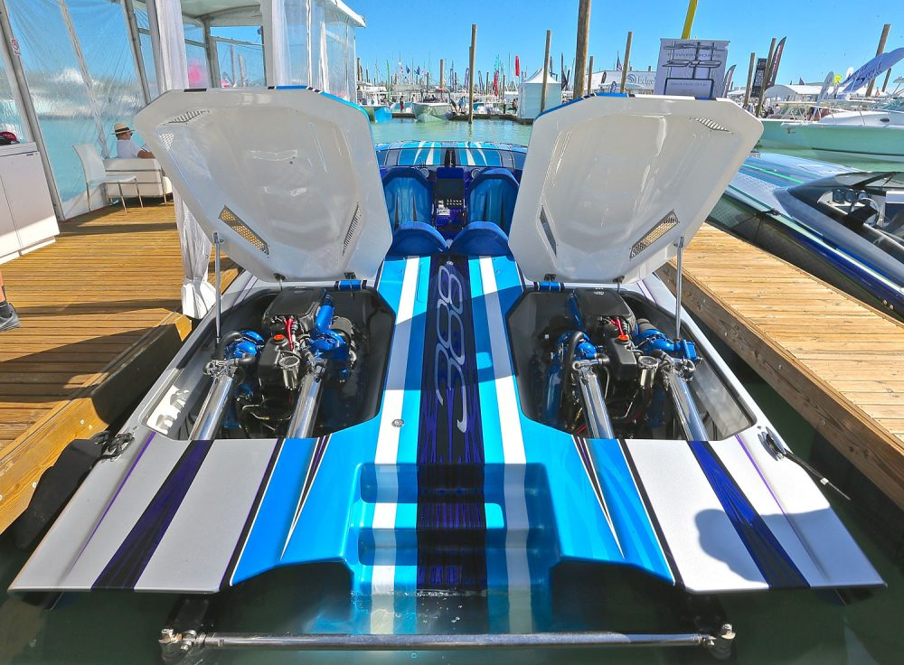 Skater 388 is Offshore Racer's Dream Pleasure Boat