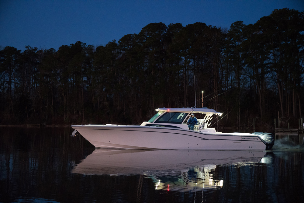 Grady-White Canyon 456 Center Console Review