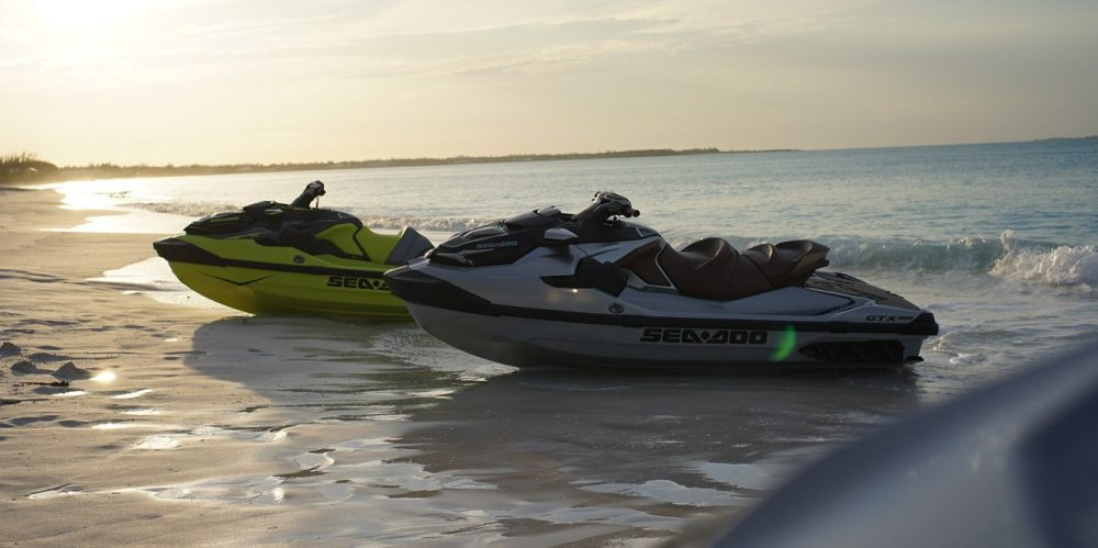 Sea-Doo GTX Limited 300 Review