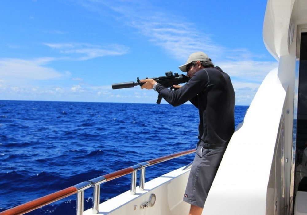 Guns on Yachts: Good Idea or Bad Idea for Safety?