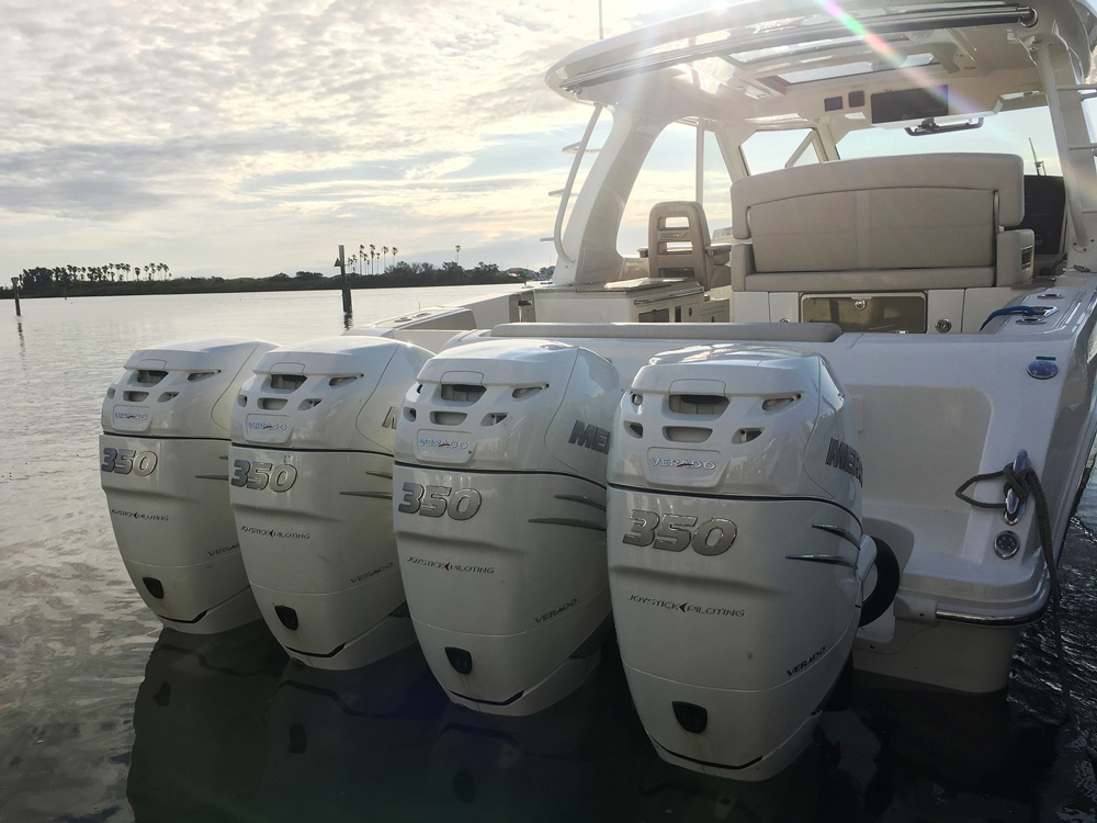 Outboards, Outboards Everywhere: Increasing Popularity of Outboard Power