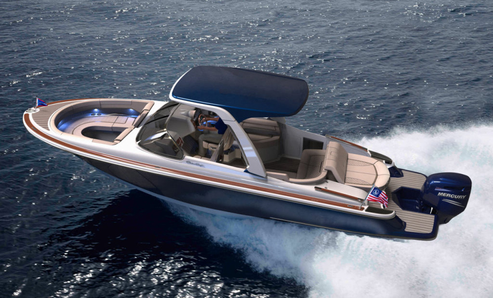 Chris-Craft Launch 28 GT Review